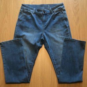 Soft Surrounding jeans.
